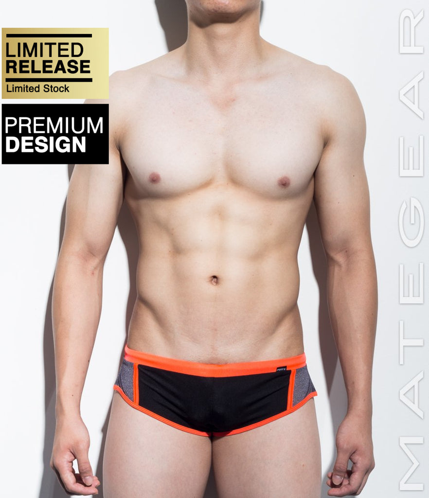 MATEGEAR - Sexy Men's Swimwear, Underwear, Sportswear and Loungewear - Sexy Men's Sportswear Extremely Sexy Mini Shorts - Ha Yoon (Series II)