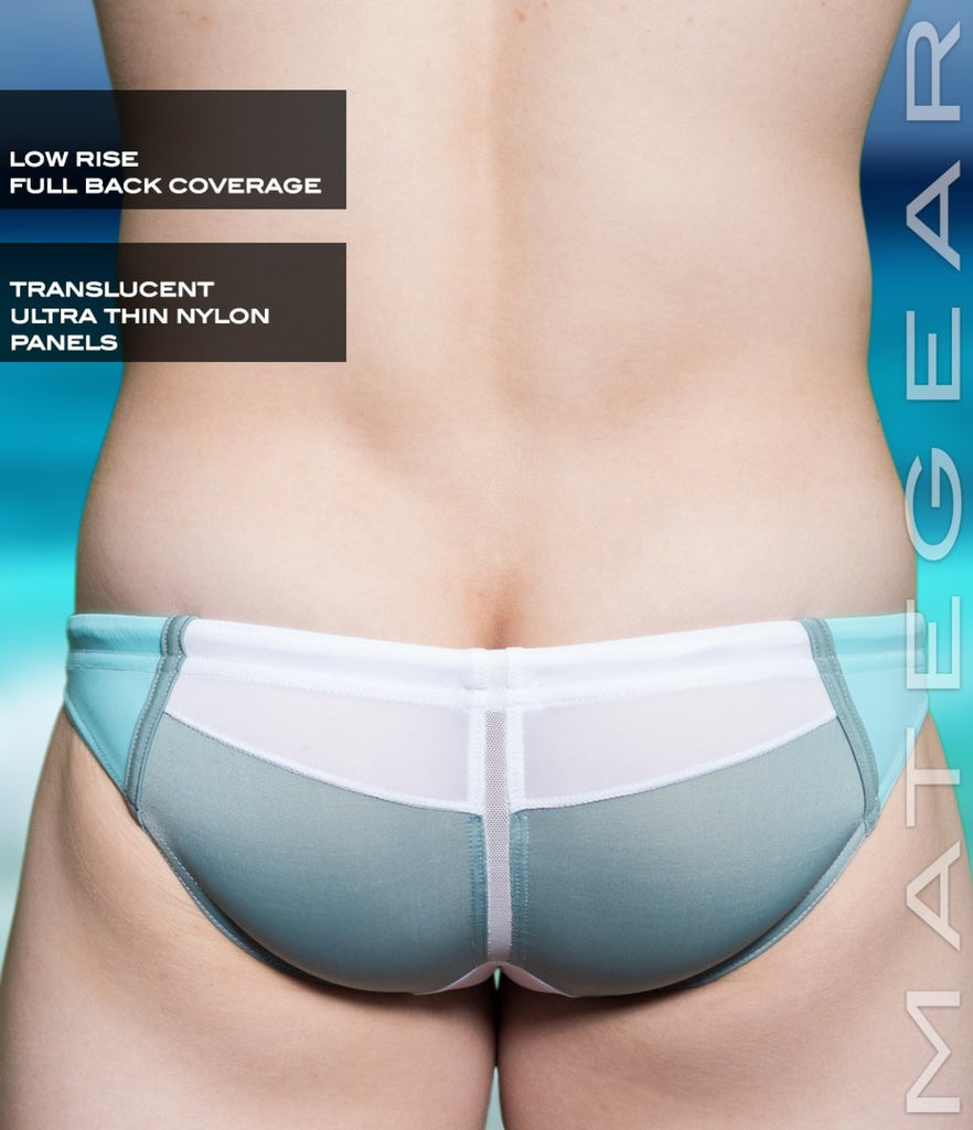 Sexy Mens Swimwear Mini Swim Bikini - An Dong (Translucent Front)