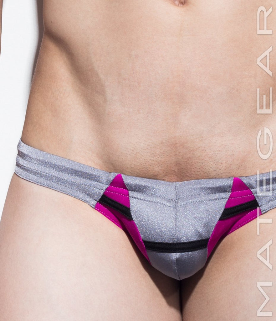 MATEGEAR - Sexy Men's Swimwear, Underwear, Sportswear and Loungewear - Sexy Men's Swimwear Mini Swim Bikini - Hung Yong II