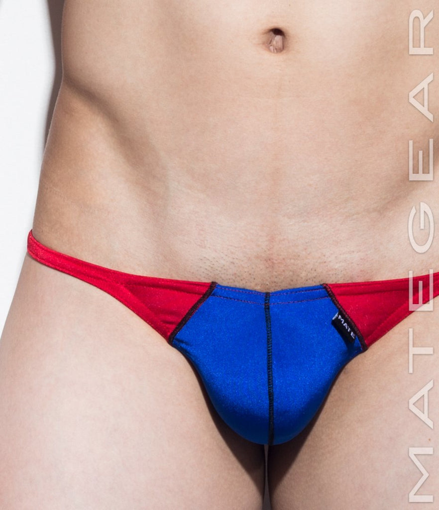 MATEGEAR - Sexy Men's Swimwear, Underwear, Sportswear and Loungewear - Sexy Men's Swimwear Mini Swim Bikini - Nam Woo XI