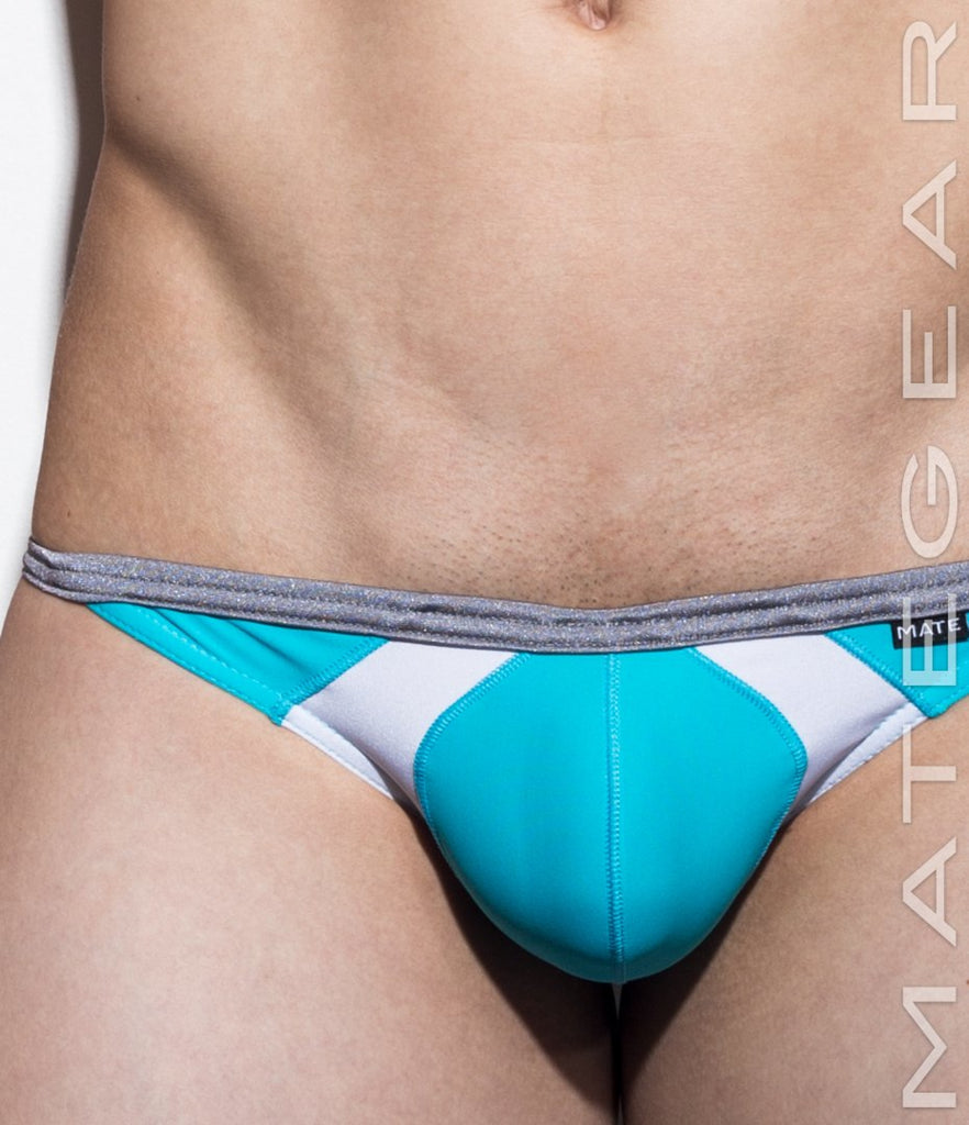 MATEGEAR - Sexy Men's Swimwear, Underwear, Sportswear and Loungewear - Sexy Men's Swimwear Mini Swim Bikini - Sol Jin (Cutaway Sides)