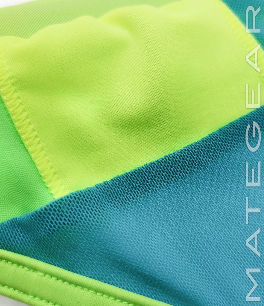 MATEGEAR - Sexy Men's Swimwear, Underwear, Sportswear and Loungewear - Sexy Men's Swimwear Ultra Swim Pouch Bikini - Myo Min