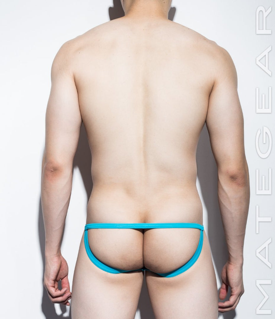 MATEGEAR - Sexy Men's Swimwear, Underwear, Sportswear and Loungewear - Sexy Men's Underwear Extremely Sexy Mini Jock - Tae Woo