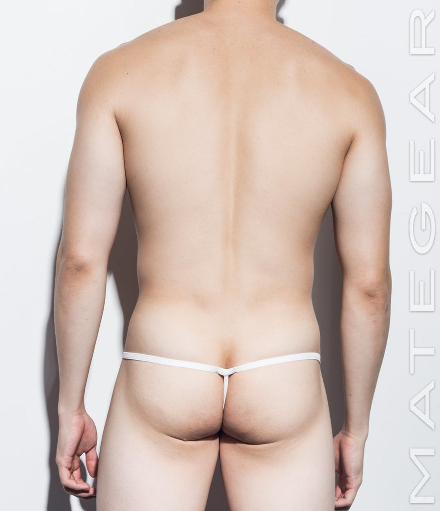Sexy Men's Underwear Signature Mini G - Ra Chi (Ultra Thin Nylon Series) - MATEGEAR - Sexy Men's Swimwear, Underwear, Sportswear and Loungewear