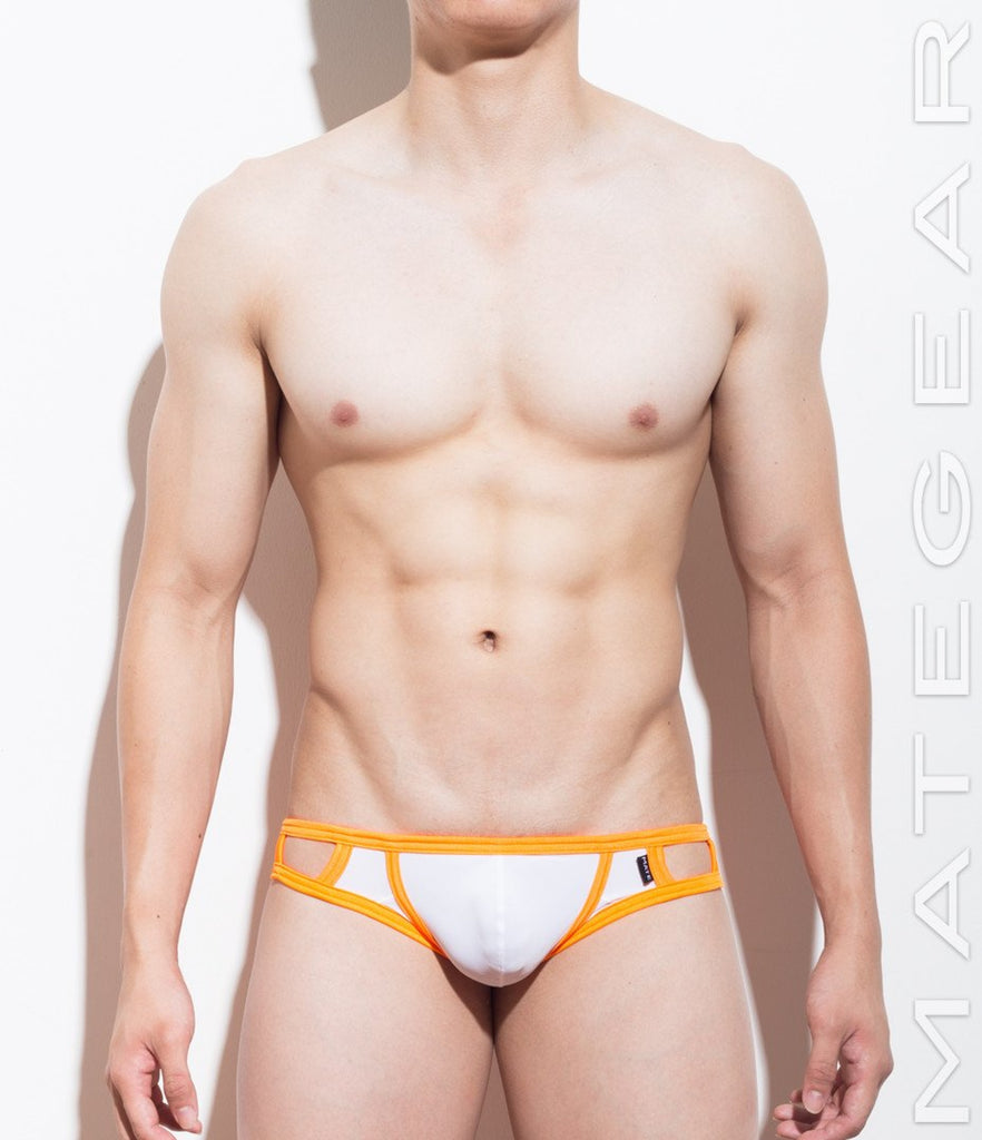 MATEGEAR - Sexy Men's Swimwear, Underwear, Sportswear and Loungewear - Sexy Men's Underwear Xpression Mini Boxers - Ra Song