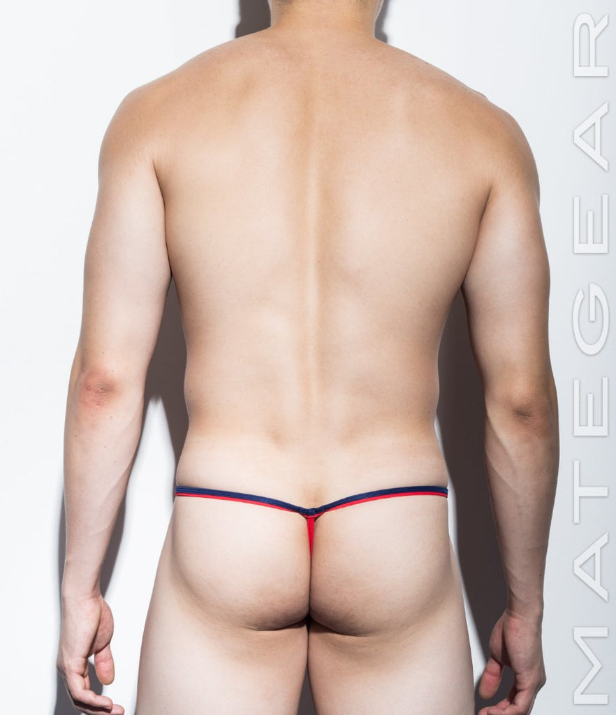 MATEGEAR - Sexy Men's Swimwear, Underwear, Sportswear and Loungewear - Sexy Men's Underwear Xpression Mini G - Jin Hwan