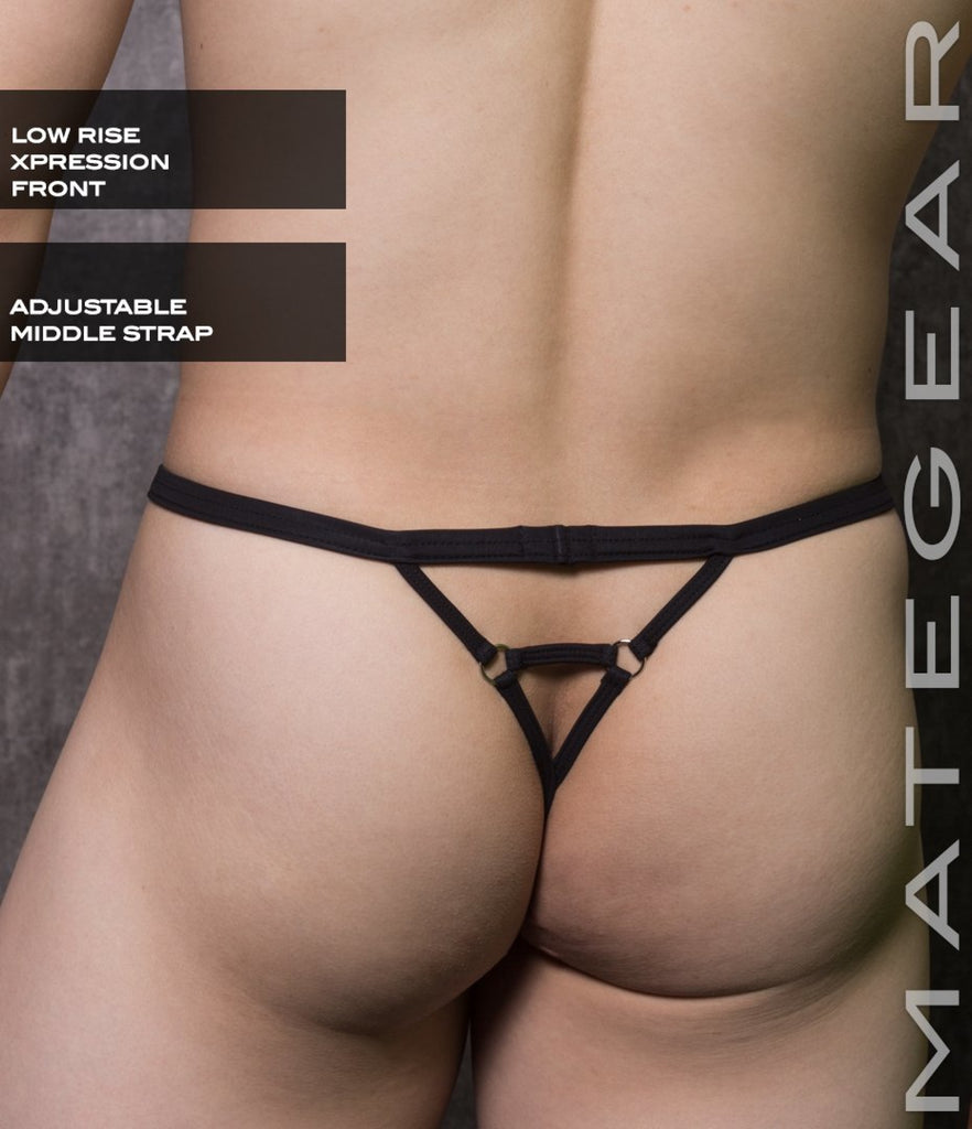 Sexy Mens Underwear Xpression Ultra G - Kae Jung (Adjustable Strap Front)