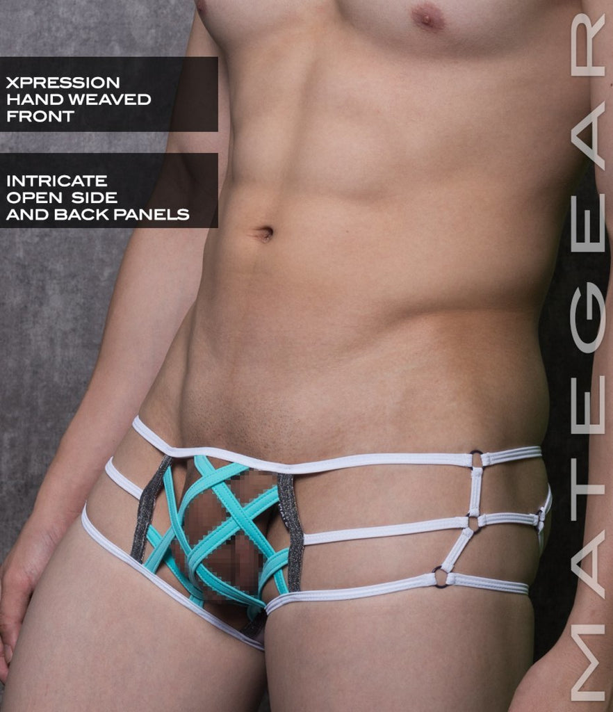 Sexy Men's Underwear Xpression Ultra Squarecut - Gil Bong - MATEGEAR - Sexy Men's Swimwear, Underwear, Sportswear and Loungewear