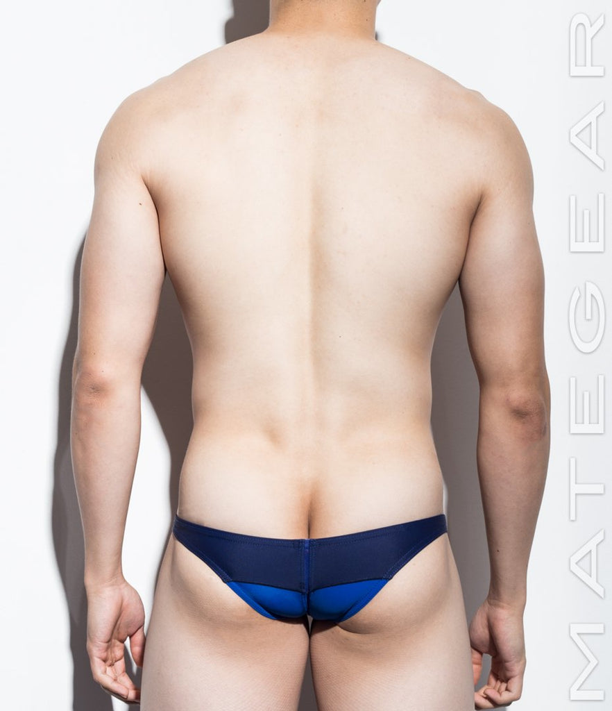 MATEGEAR - Sexy Men's Swimwear, Underwear, Sportswear and Loungewear - Signature Mini Swim Bikini - Kum Ja II (Without Lining)