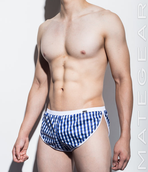 Very Sexy Ultra Shorts - Kil Jung (Lounge Series) - Shop Sexy Men's Underwear, Sexy Men's Swimwear, Sportswear and Loungewear. Shop Skimpy Micro Bikinis, Mini G-Strings, Extreme Thongs, Sexy Jockstraps and More by MATEGEAR