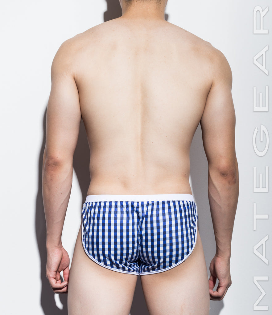 MATEGEAR - Sexy Men's Swimwear, Underwear, Sportswear and Loungewear - Very Sexy Ultra Shorts - Kil Jung (Lounge Series)