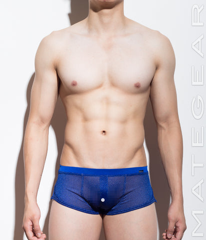 Very Sexy Ultra Shorts - Hong Pyo (Translucent Series) - Shop Sexy Men's Underwear, Sexy Men's Swimwear, Sportswear and Loungewear. Shop Skimpy Micro Bikinis, Mini G-Strings, Extreme Thongs, Sexy Jockstraps and More by MATEGEAR