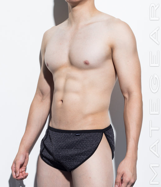 Very Sexy Ultra Shorts - Nang Min (Lounge Series) - Shop Sexy Men's Underwear, Sexy Men's Swimwear, Sportswear and Loungewear. Shop Skimpy Micro Bikinis, Mini G-Strings, Extreme Thongs, Sexy Jockstraps and More by MATEGEAR