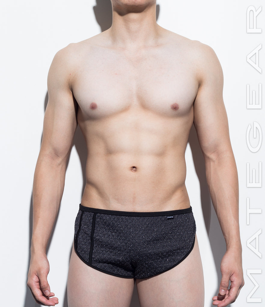 MATEGEAR - Sexy Men's Swimwear, Underwear, Sportswear and Loungewear - Very Sexy Ultra Shorts - Nang Min (Lounge Series)