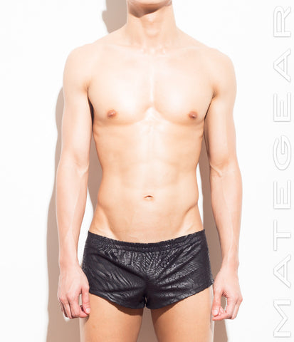 Very Sexy Ultra Silk Satin Shorts - Hong Gi (Special Series) - Shop Sexy Men's Underwear, Sexy Men's Swimwear, Sportswear and Loungewear. Shop Skimpy Micro Bikinis, Mini G-Strings, Extreme Thongs, Sexy Jockstraps and More by MATEGEAR