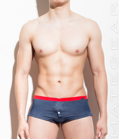 Very Sexy Ultra Shorts - Hong Pyo - Shop Sexy Men's Underwear, Sexy Men's Swimwear, Sportswear and Loungewear. Shop Skimpy Micro Bikinis, Mini G-Strings, Extreme Thongs, Sexy Jockstraps and More by MATEGEAR