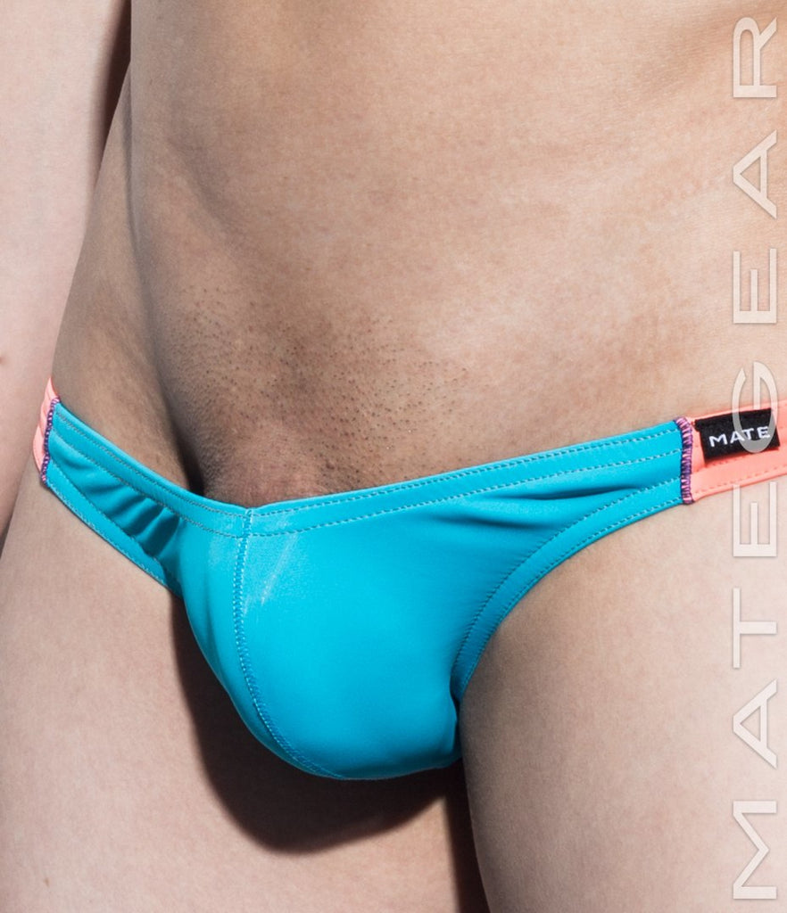 MATEGEAR - Sexy Men's Swimwear, Underwear, Sportswear and Loungewear - Ultra Swim Bikini - Roe Yeon (Ultra Low Rise Front)