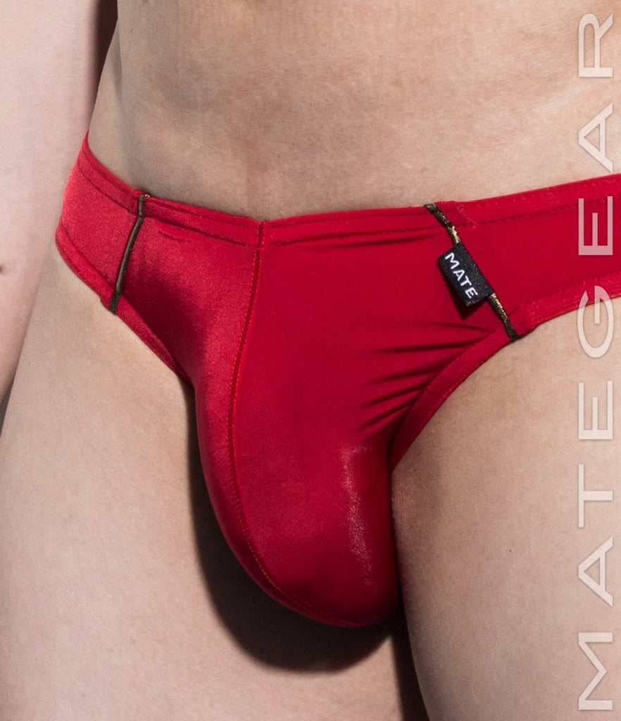 MATEGEAR - Sexy Men's Swimwear, Underwear, Sportswear and Loungewear - Very Sexy Ultra Bikini - Cho Jung (Ultra Thin Nylon Series)