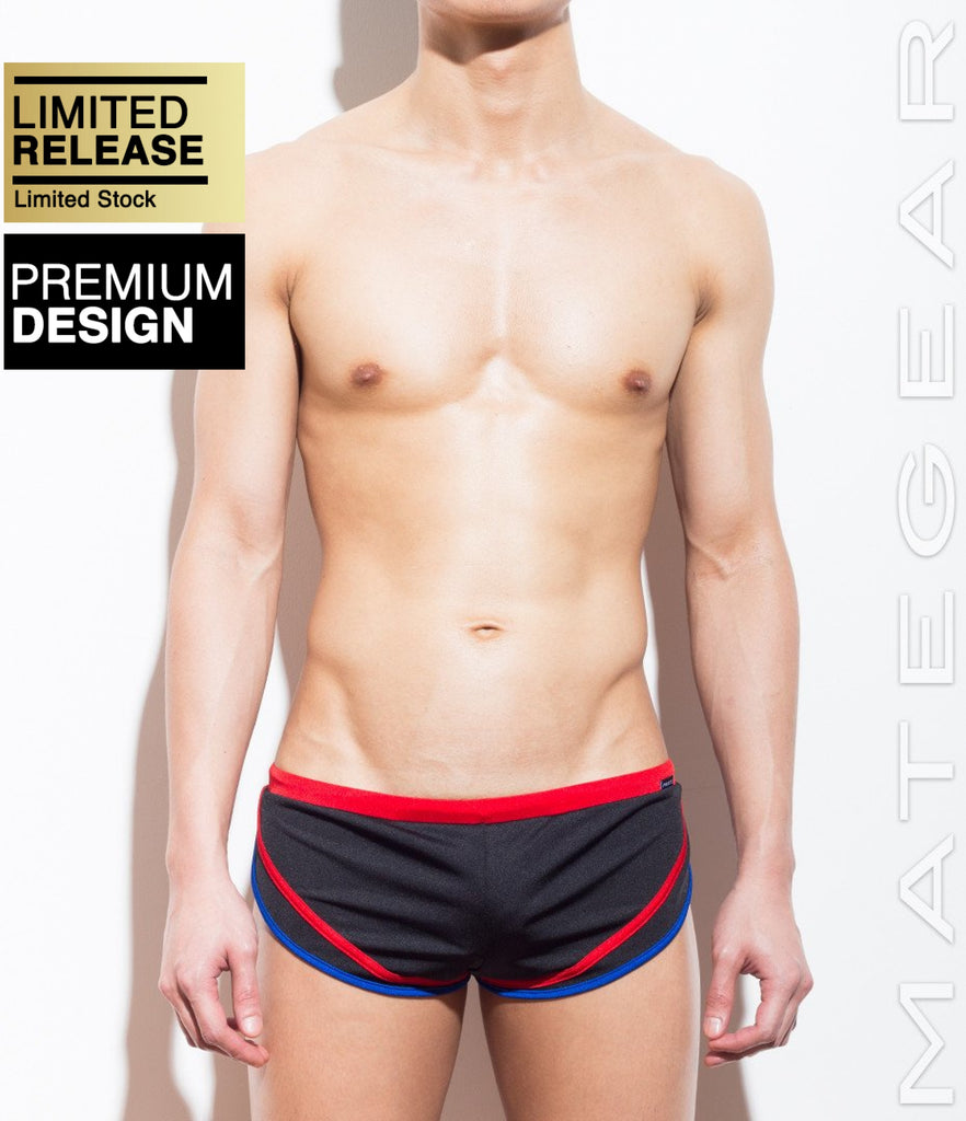 MATEGEAR - Sexy Men's Swimwear, Underwear, Sportswear and Loungewear - Very Sexy Ultra Shorts - Hwa Jin