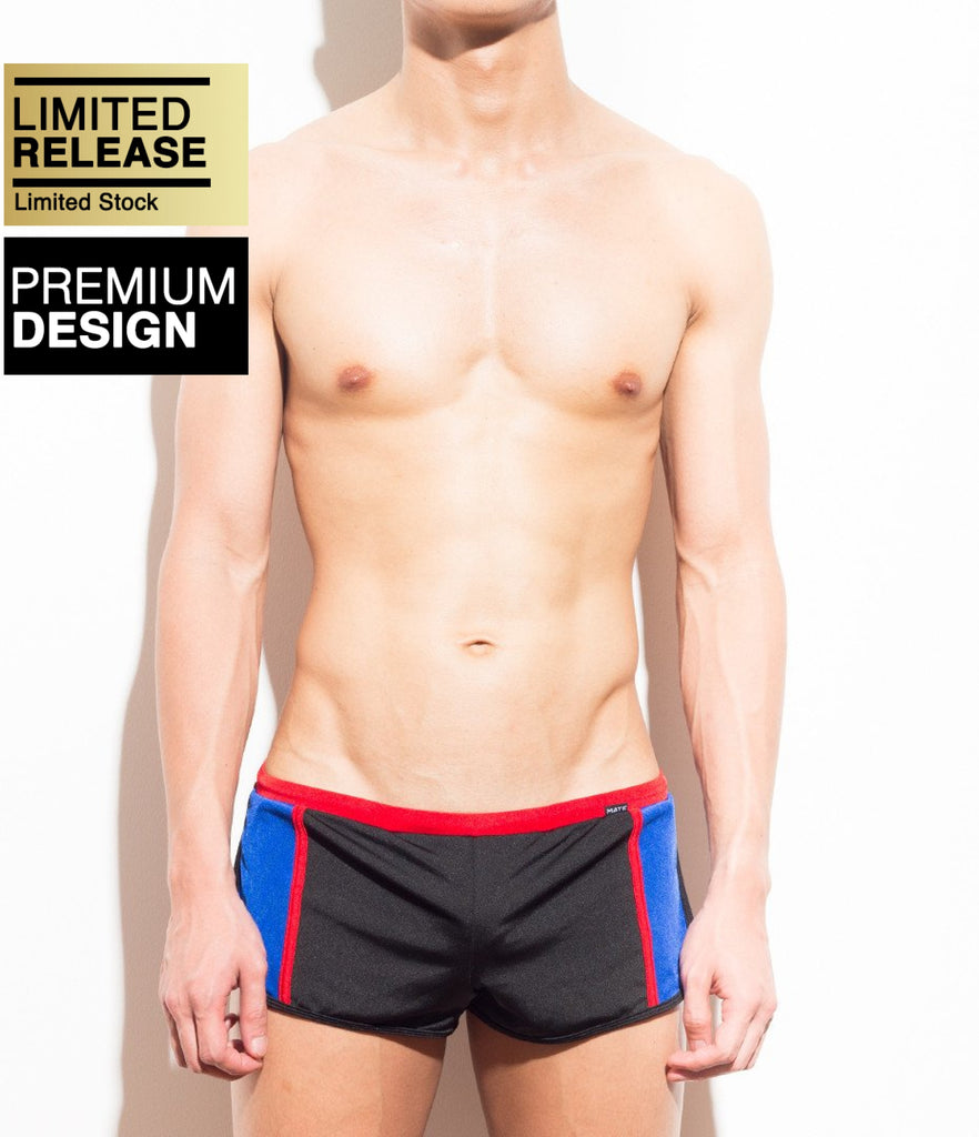 MATEGEAR - Sexy Men's Swimwear, Underwear, Sportswear and Loungewear - Very Sexy Ultra Shorts - Jung Ho