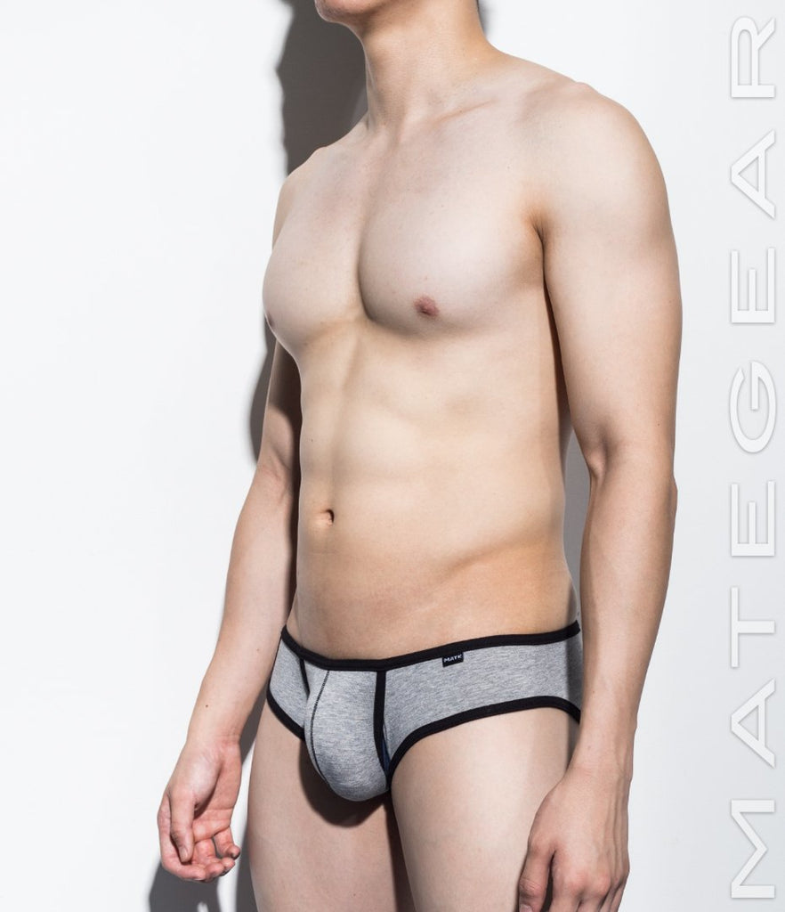 MATEGEAR - Sexy Men's Swimwear, Underwear, Sportswear and Loungewear - Very Sexy Ultra Squarecuts - Ji Su II (Solid Series)