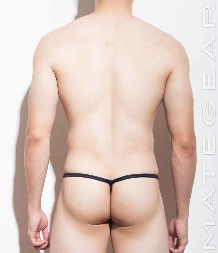 Xpression Mini G - Ryuk Hong (Open Slit Front) - MATEGEAR - Sexy Men's Swimwear, Underwear, Sportswear and Loungewear