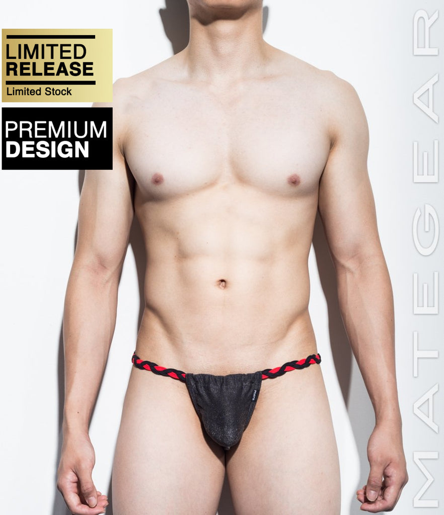 MATEGEAR - Sexy Men's Swimwear, Underwear, Sportswear and Loungewear - Xpression Ultra Bikini - Ko Min (Swim Series)