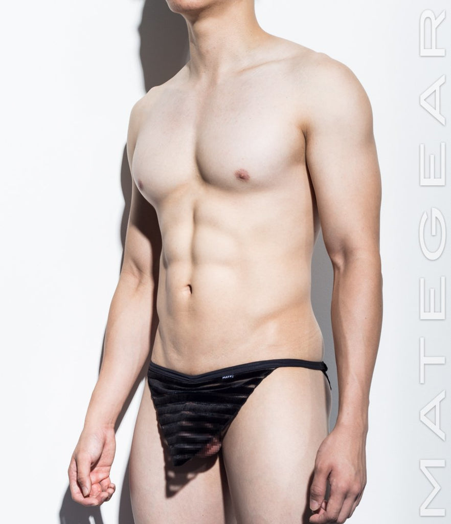 MATEGEAR - Sexy Men's Swimwear, Underwear, Sportswear and Loungewear - Xpression Ultra Bikini - Muk Jin