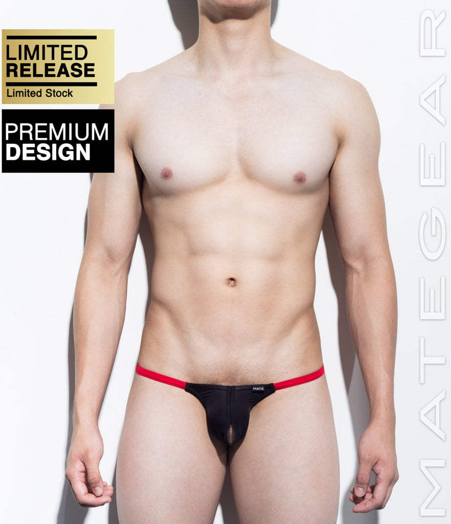MATEGEAR - Sexy Men's Swimwear, Underwear, Sportswear and Loungewear - Xpression Ultra Swim Bikini - Ru Jae
