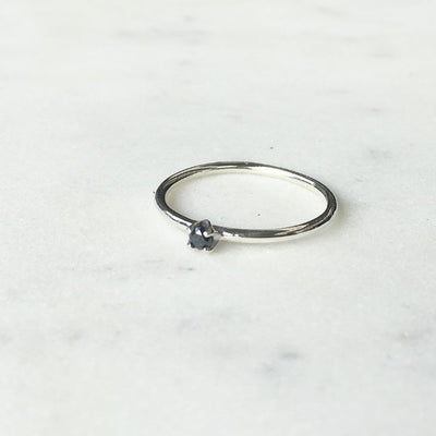 BLACK DIAMOND / STACK RING