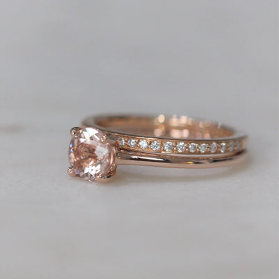 ROXY / MORGANITE RING