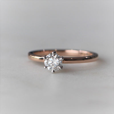 KELLY / SOLITAIRE RING