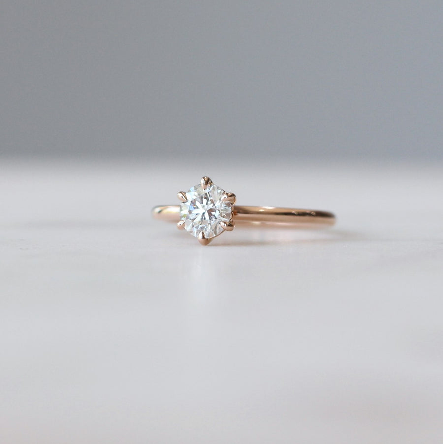 ROUND DIAMOND / SOLITAIRE RING ll