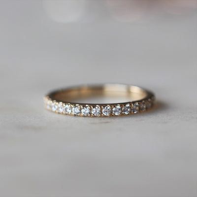 ASHLEY / WEDDING BAND