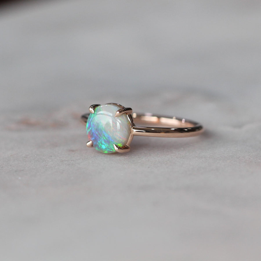 OPAL / ROUND RING