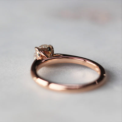 EMMA / SOLITAIRE RING