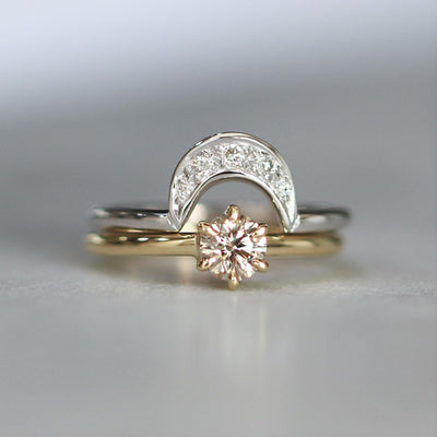 SUN & MOON / RING SET