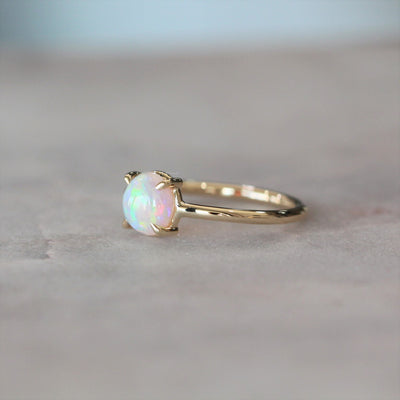 OPAL / ROUND RING II