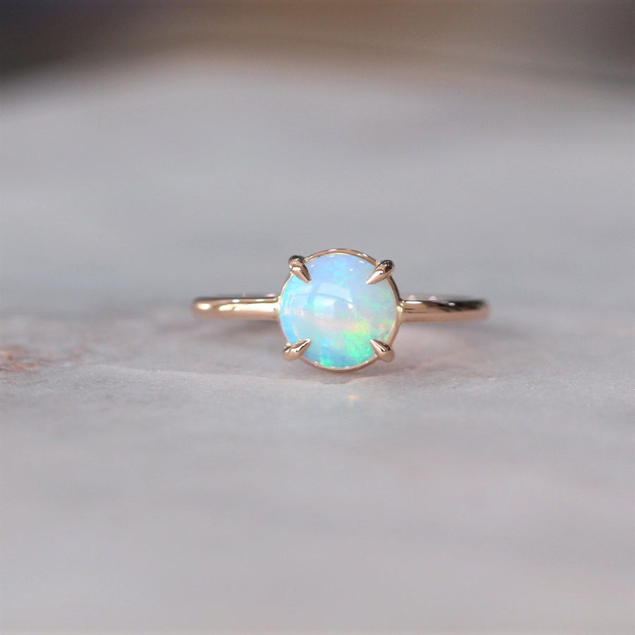 OPAL / ROUND RING IV