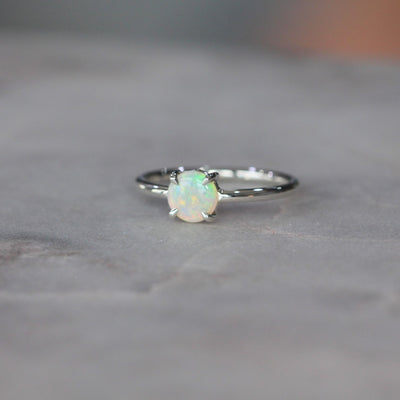 OPAL / ROUND RING III
