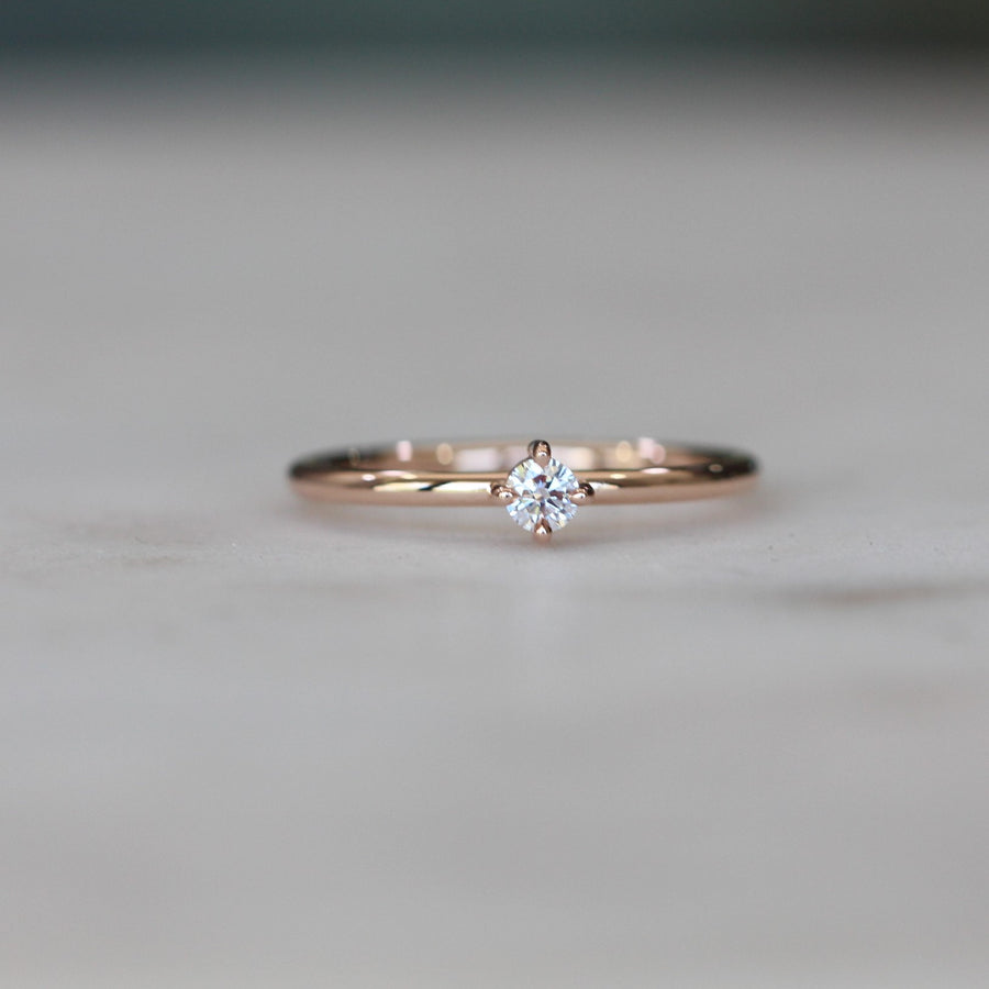 DIAMOND STACK / RING