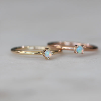 OPAL RING / STACK