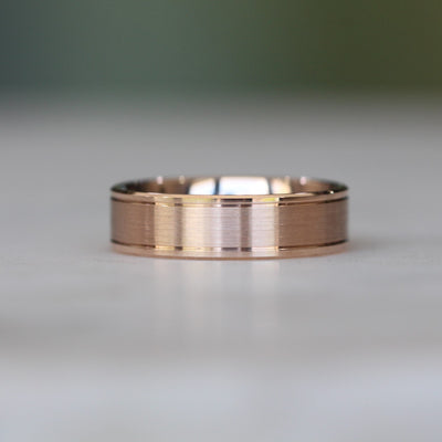 LINED / WEDDING BAND