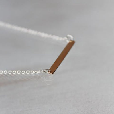 MIXED BAR / NECKLACE