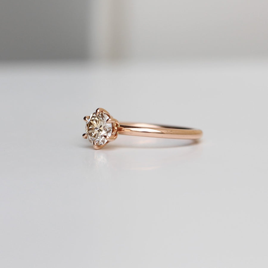 ARGYLE / SOLITAIRE RING II