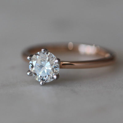 SOPHIE / SOLITAIRE RING