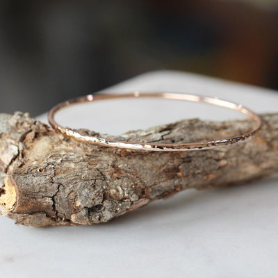 HAMMERED / BANGLE