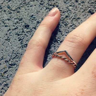 BABY ARROW / RING