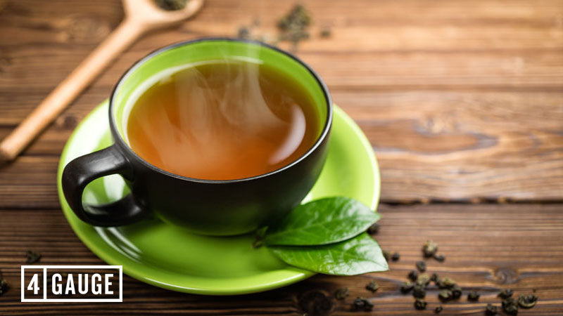L-theanine and weight loss green tea
