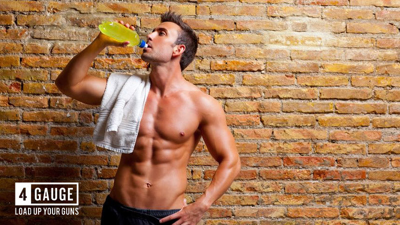 Pre workout supplement to boost power ad strength